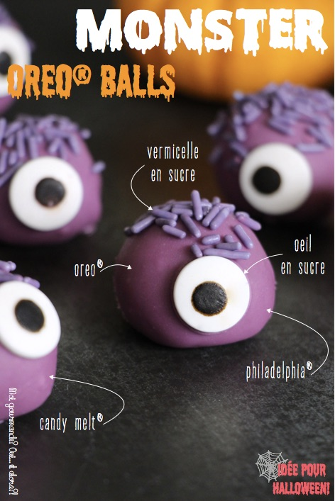 MONSTER OREO® BALLS